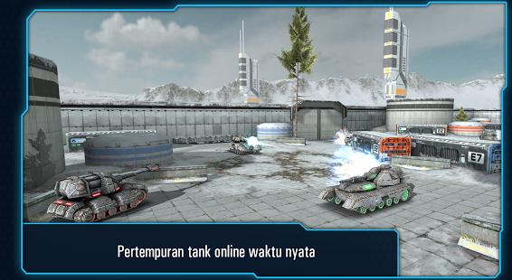 Iron Tanks Mod apk data