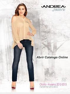catalogo Andrea Jeas USA OI-12-13