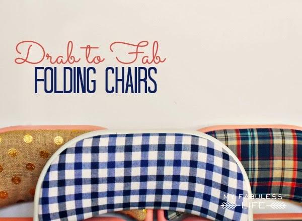 cute folding chair 3