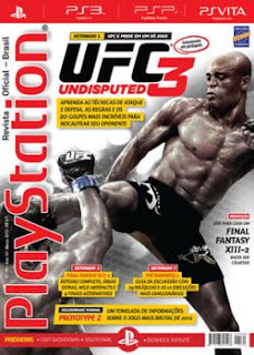 ufc Download   Revista Playstation : Março 2012 Ed. 160