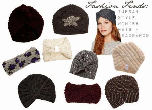 Gracieux  Elizabeth et Estelle  Fashion Finds Turban Style Winter ... ea51b446e52