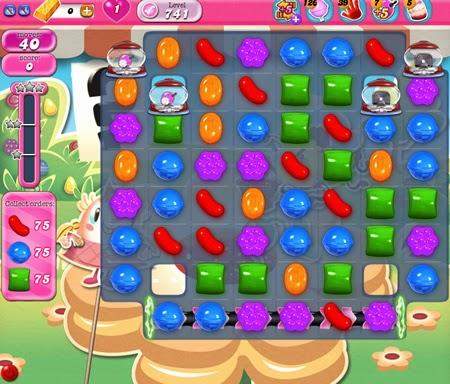 Candy Crush Saga 741