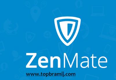 فتح المواقع المحجوبة مع برنامج  zenmate