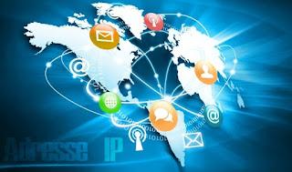 le site Web détecte votre emplacement selon votre adresse IP