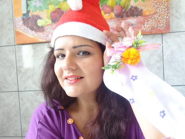 Meia de Natal Diy