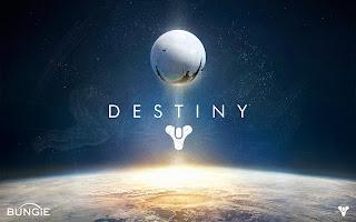 Destiny Video Game Logo HD Wallpaper