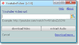 YoutubeFisher