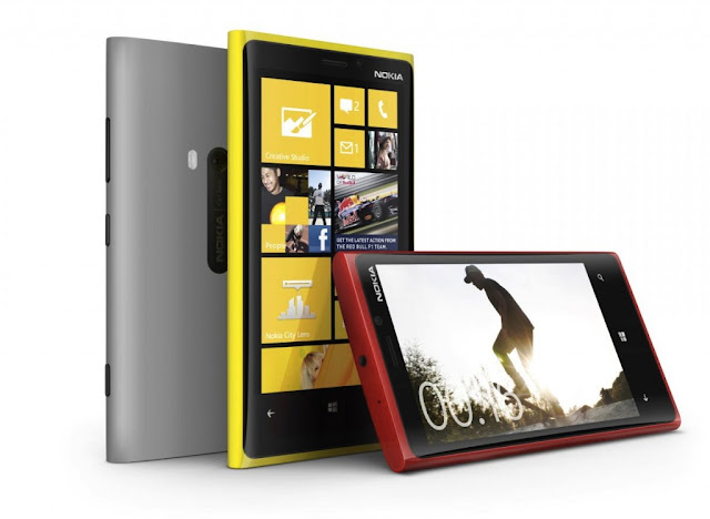 Nokia to launch Lumia 920 and Lumia 820 in India on January 10
