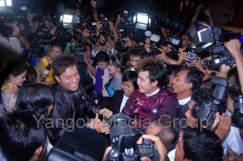 Myanmar Hunks: Academy 2010