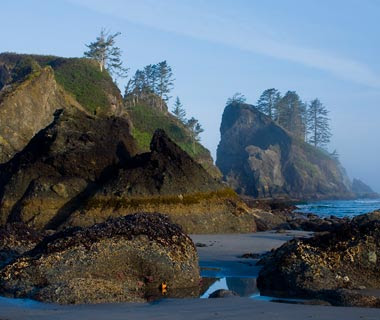 Pacific Northwest Beaches