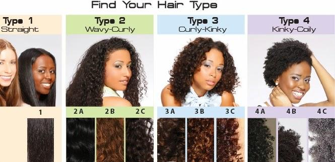 Black Hair Affair Whats Your Hair Type