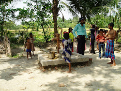 Providing drinking water in rural areas