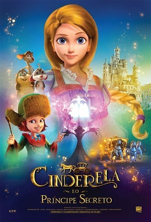 Cinderela e o Príncipe Secreto Torrent Download  DVDRip