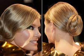 Eassy Chignon Hairstyles