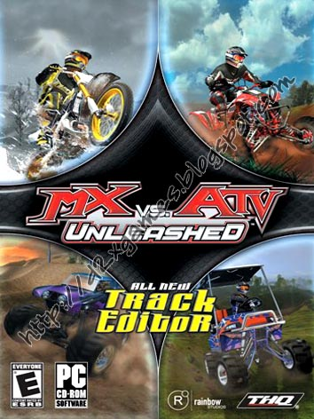 Free Download Games - MX vs ATV Unleashed