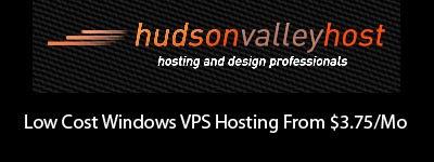 Hudsonvalleyhost Windows VPS After A Week