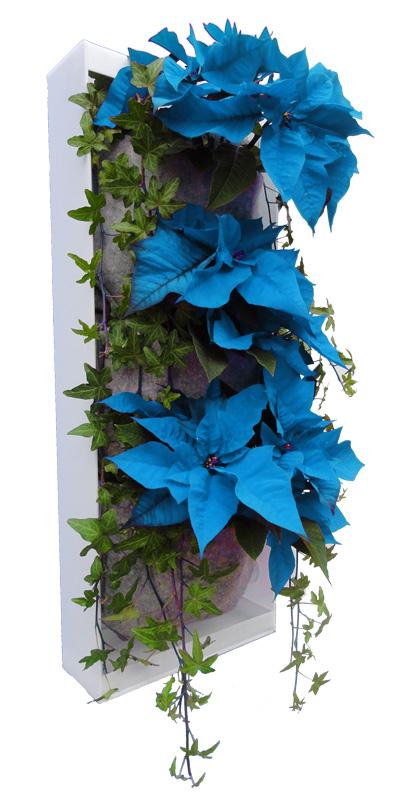 Crea un jard n vertical con vertiflor vertiflor for Como se hace un jardin vertical