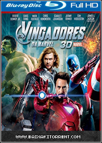 Capa Baixar Filme Os Vingadores (The Avengers) Dublado (2012)   Torrent  Baixaki Download