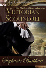 Victorian Scoundrel, A Steampunk Romance