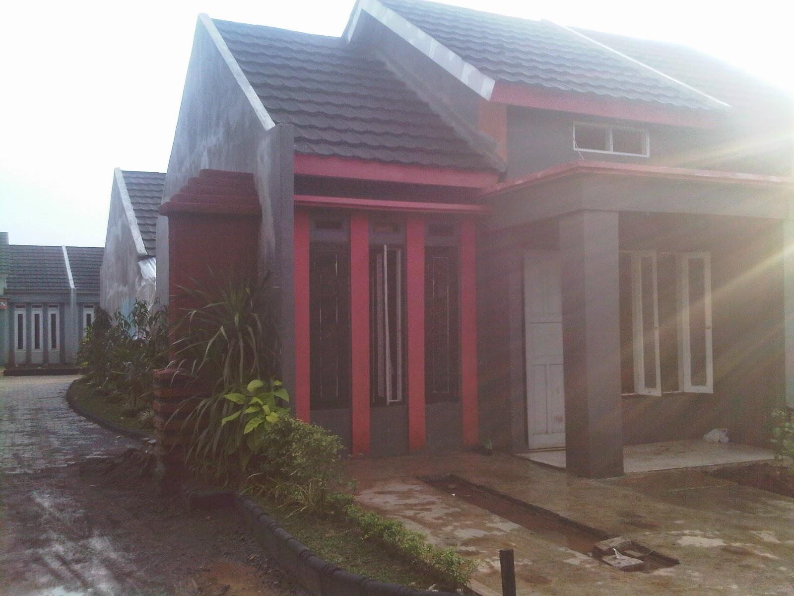 Promo Rumah Nuansa Cluster Ready Stok 5 Menit Ke Stasiun Tambun