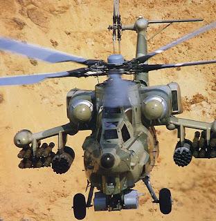 AH-64D Apache Beats Ru...