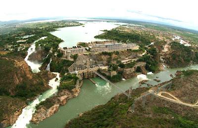 Complexo hidrelétrico de Paulo Afonso