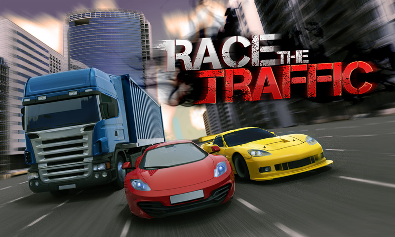 Race The Traffic v1.0.10 APK+DATA [Mod Money]