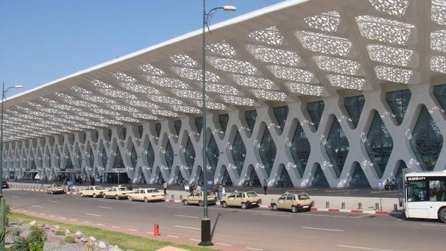 Η πόλη του Μαρακές εξυπηρετείται από το Διεθνές Αεροδρόμιο Μενάρα (RAK) Marrakesh Menara Airport (RAK)
