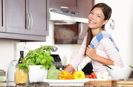 Kitchen Tips for Weight Loss