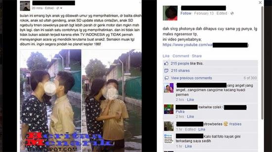 Beberapa Foto Yang Menghebohkan Netizen Akhir-Akhir ini