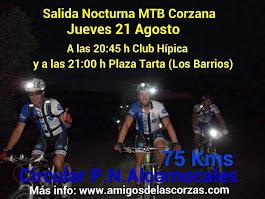 21/08 Nocturna en Algeciras