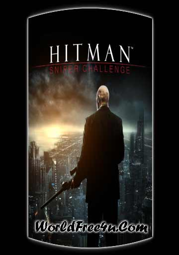 Cover Of Hitman Sniper Challenge Full Latest Version PC Game Free Download Mediafire Links At worldfree4u.com