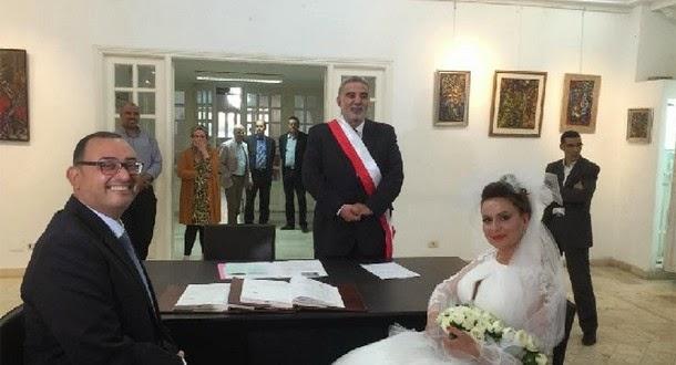 الصحفي سفيان بن حميدة يتزوج للمرة الثانية رغم معارضة ابنته