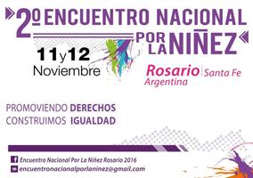 2º Encuentro Nacional por la Niñez
