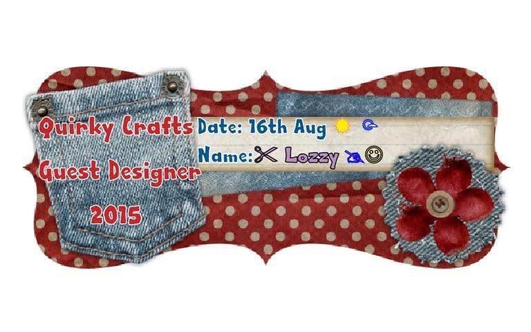 Guest Designer - August