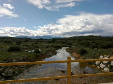 Rio Valtabugo a su paso por Quintana y Congosto.