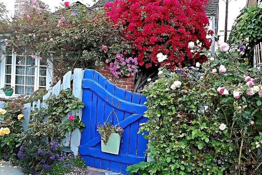 Cottage garten deko