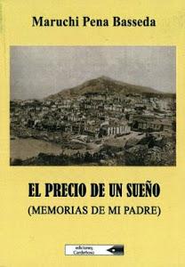 """MARUCHI PENA BASSEDA (ESCRITORA DE A GUARDA), PUBLICA SU PRIMER LIBRO """"EL PRECIO DE UN SUEÑO"""""""