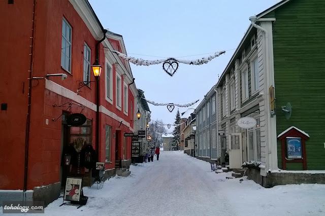 Porvoo (old town)