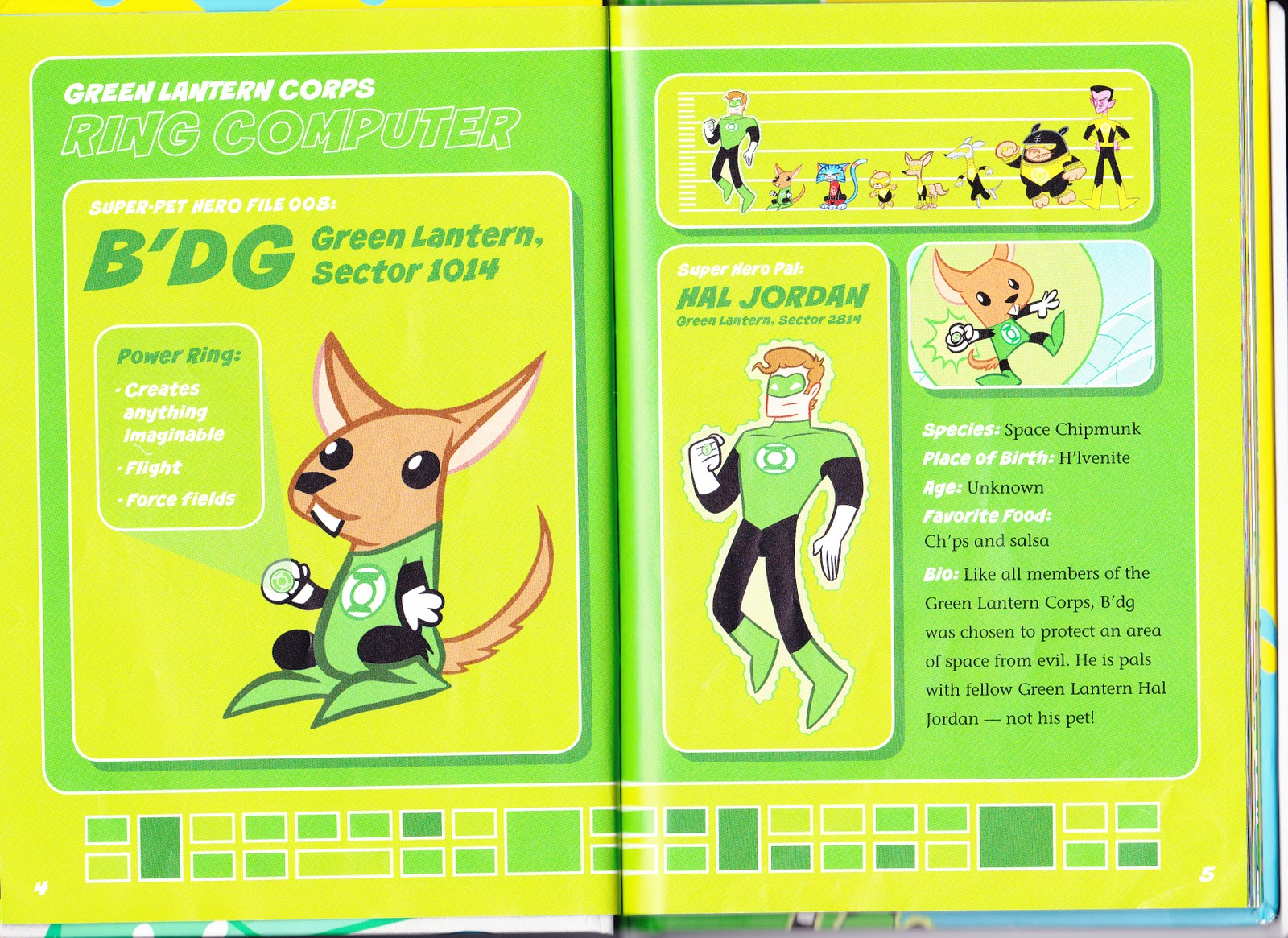 Pixelated Panels B Dg The Cannibal Green Lantern