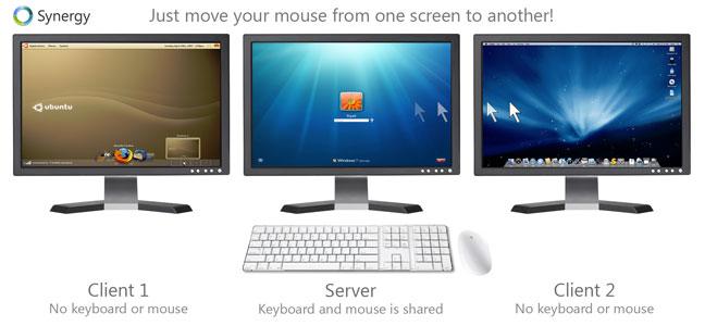 Как создать свой сервер в synergy