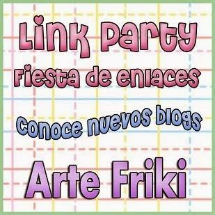 Link Party en Arte Friki