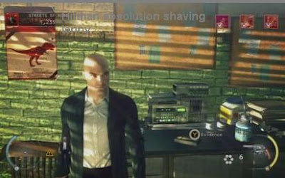 Hitman Aboslution Shaving Lenny Item Locations
