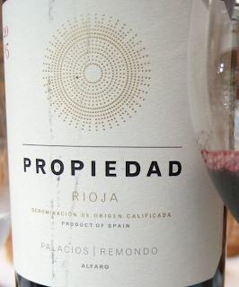 Palacios Remondo Propiedad - beautiful Rioja.