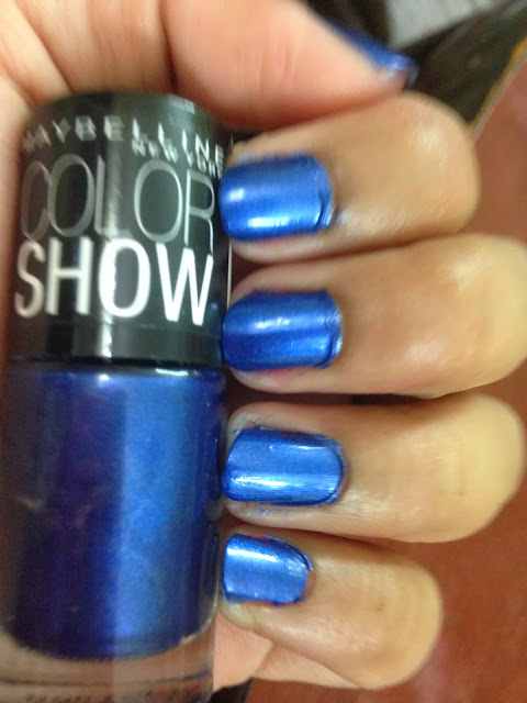 Maybelline Color Show ~ Ladies' Night
