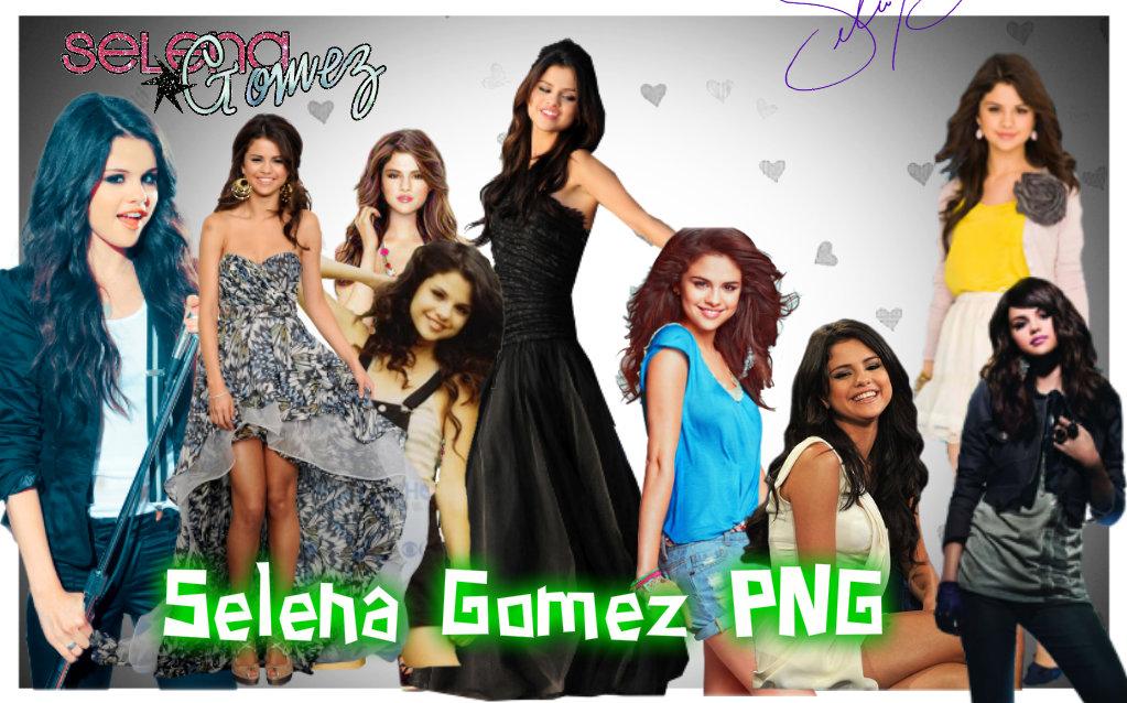 Selena Gomez png. Paketi