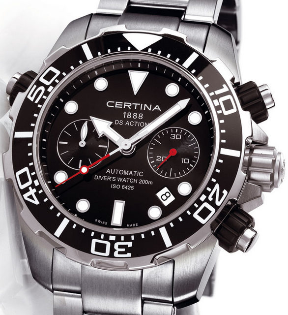 CERTINA Swiss watchmaker  96422ac7d2