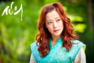 Kim Hee Sun Faith