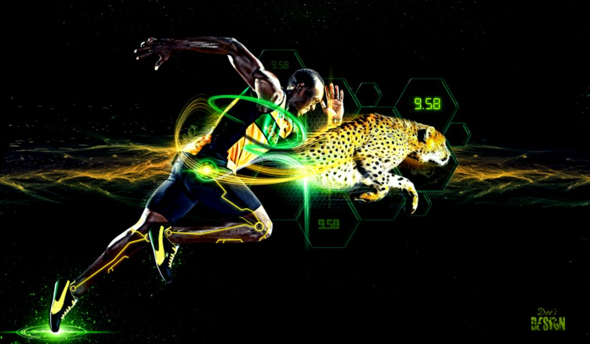 Race Track Wall Art >> Usain Bolt Wallpaper | Image Wallpapers