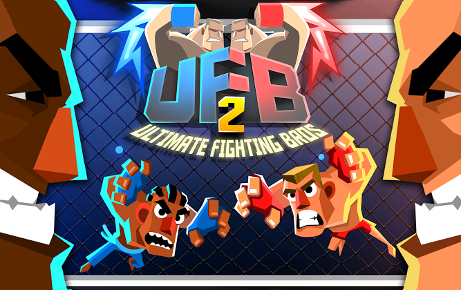 UFB 2 - Ultimate Fighting Bros Gameplay IOS / Android